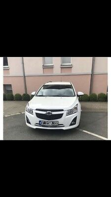 Chevrolet Cruze Station Wagon 1.4T LTZ