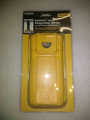 Fluke H80M Protective Holster with Magnetic Hanging Strap case rubber