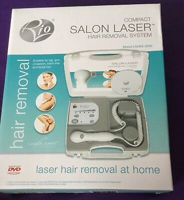 RIO Compact Salon Laser Hair Removal System Modell LAHR2-3000