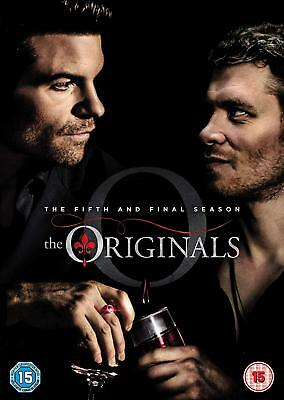 The Originals Season 5 DVD Brand New & Sealed Fast Postage