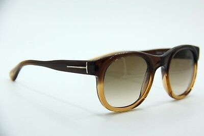 6ee307601dcb Tom Ford Tf 153 50F Bachardy Brown Gradient Authentic Sunglasses W case  48-22