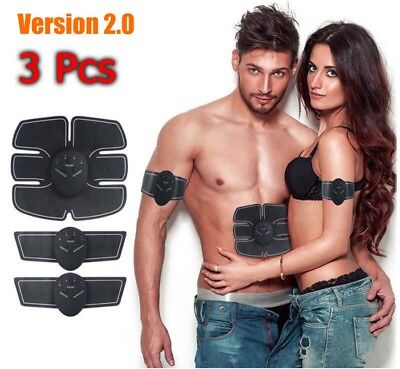 Xtreme Fit EMS Abs Stimulator - Smart Fitness - Start Fat Burning Xtreme Fit