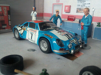 Renault Alpine A110 1:32 wie Fly Ninco Slot.it NSR