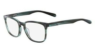 Eyeglasses DRAGON DR148 GABE 320 TEAL HORN