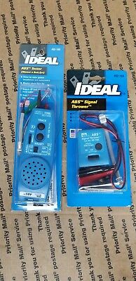 Ideal Abs Line Status Trace, Listen No. 62180 W/ Abs Signal Thrower, No. 62184