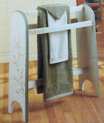 "QUILT RACK ""Artisan Accents"" BEDROOM BATHROOM Fast Shipping!"