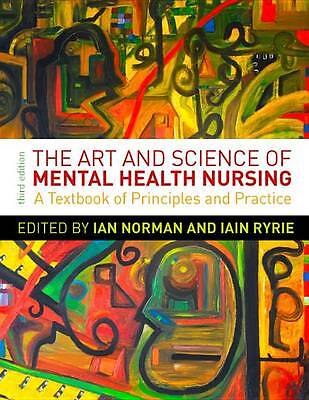 The Art and Science of Mental Health Nursing: Principles and Pr... 9780335245611