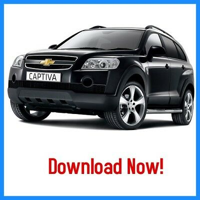 chevrolet captiva workshop service repair manual 2007 2009 rh picclick co uk Holden Captiva Kangaroo Guard Holden Captiva Problems