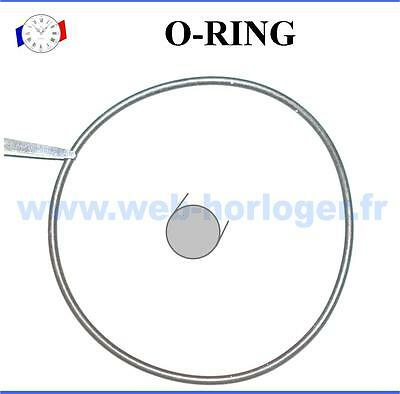-dichtung Armbanduhr Runde O-Ring Dicke 0.8 mm