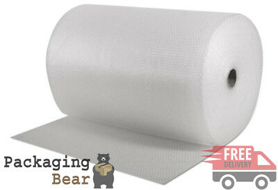 500mm x 10m Roll Small Bubble Wrap 10METRES | Protective Filler Packaging