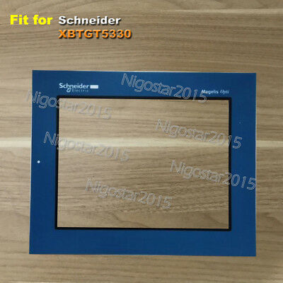 for Schneider XBTGT5330 Touch Screen Glass Protective Film 1 Year Warranty
