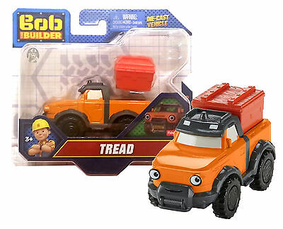 Bob The Builder Tread Die Cast Vehicle Classic Series New in Package