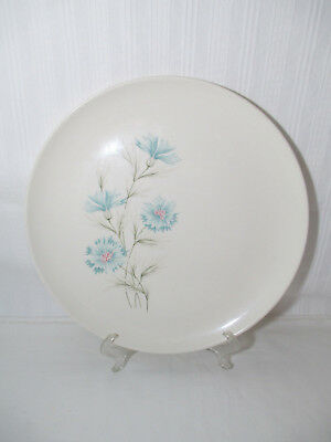 """TAYLOR SMITH AND TAYLOR """"Boutonniere"""" EVER YOURS Dinner Plates 10-1/4"""" Set Of 4"""