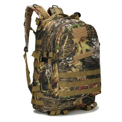 55L 3D  Outdoor Sport Military Tactical climbing  Backpack Camping hiking bags