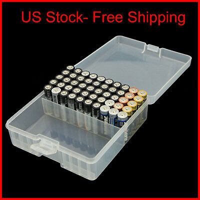 AAA Battery Holder/Box/Storage Case/Organizer/Container For 100pcs AAA batteries