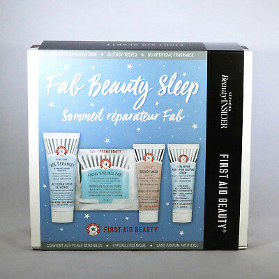 First Aid Beauty 4pc Gift Set New In Box