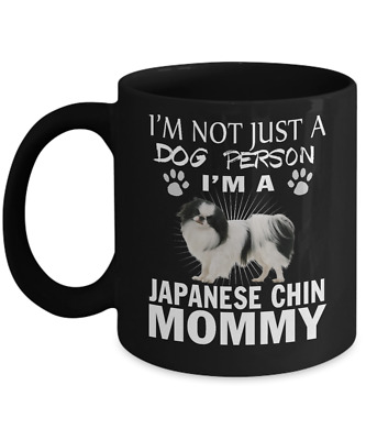 Japanese Chin dog,Japanese Spaniel, Chin, Japanese Chin, Coffee Mug