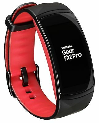 Smartband Samsung Gear FIT 2 Pro Rot large