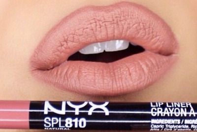 Nyx Slim Lip Liner Pencil Natural Spl810 Full Size 998 Picclick