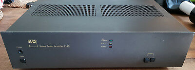 NAD 2140 POWER Amplifier - Good Condition