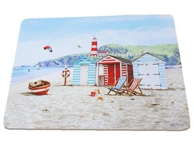 Set of 4 Sandy Bay Seaside Placemats By Leonardo Dining Table Place Mats