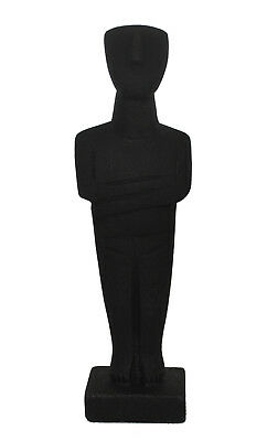 Cycladic Sculpture Idol - Ancient Greek Art - Museum Replica - Cyclades