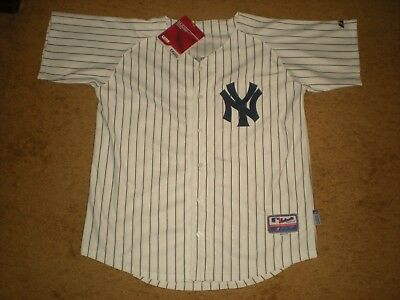 ed45a6e51 Nwt Mickey Mantle New York Yankees Majestic Cool Base Mlb Jersey Size 52