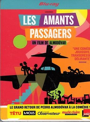 Les Amants Passagers - Almodovar  - Blu Ray - Neuf Sous Blister New !!!!!!!!!