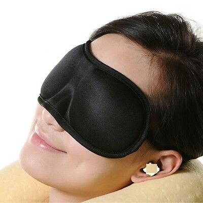 Organic Natural Custom Printed 3d Silk Sleep Mask Sleeping Eye Mask