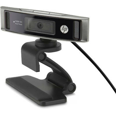 New HP Web Camera HD 4310 - FULL HD WEBCAM 1920 x 1080 USB