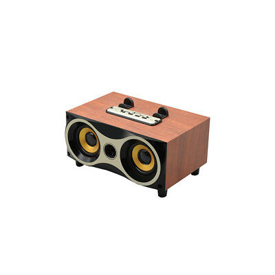 Blackmore Portable Rechargeable Battery Powered Bluetooth/MP3 Home Audio Speaker