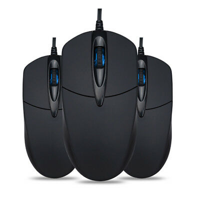 1200DPI 3D Wired Optical Silent Gaming Mouse Gaming Mouse Mice For PC Laptop