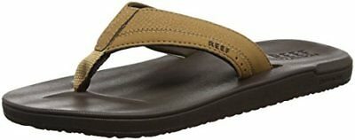 Marrone 375 EU Reef Contoured Cushion Infradito Uomo Brown Bro tf5