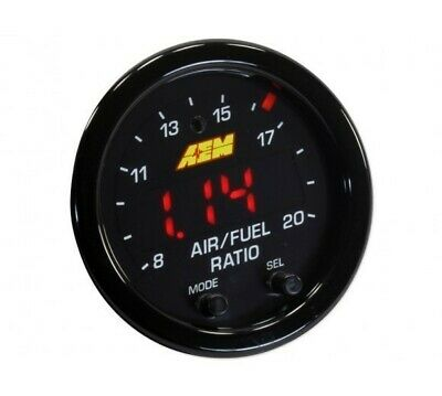 AEM X-Series Wideband 02 UEGO Air Fuel Ratio Gauge Kit 30-0300