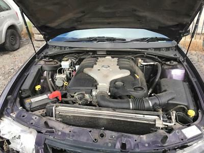 2005 Holden Vz Commodore Lumina Starter Motor, 3.6, V6
