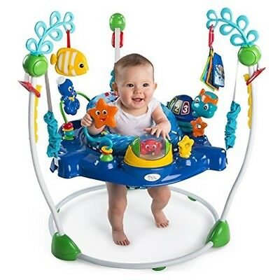 Baby Jumping Seat Swing Jumper Chair Play Activity Stand Infant Child Toy Stand