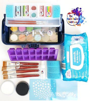 Fête and Fundraiser Face Painting Kit