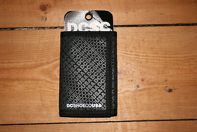 DC Shoes Wallet - Portemonnaie - Geldbörse - black