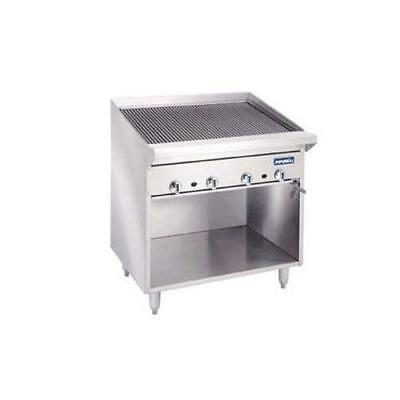 Imperial - IABRF-36 - 36 in Radiant Steakhouse Charbroiler