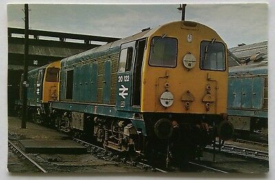 O.P.C. Collectors No.15 Number 20.122 at Poladie Depot 1970s Postcard (P309)