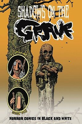Richard Corben's SHADOWS ON THE GRAVE #3 (Feb 2017, Dark Horse)