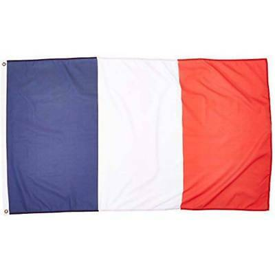 2018 World Cup Durable 45*30cm Crafts Francais French France Flag Polyester