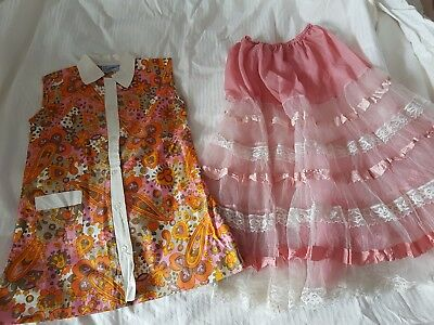 vintage girls clothes