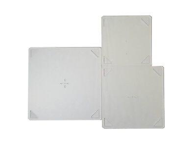 Duroedge Acrylic Square Quilting/Patchwork Frosted Transparent Template Set