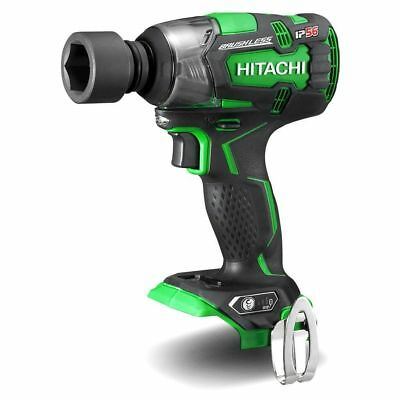 Hitachi 18V Impact Wrench IP56 Brushless 12.7mm Drive Skin Only