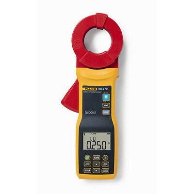 Fluke 1630-2 FC Stakeless Earth Ground Loop/AC Leakage Current Clamp