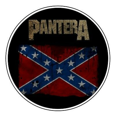 patch printed /Iron on patch, Back patch, Trellis Pantera, B