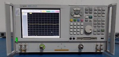Keysight/Agilent E8358A OPT 010 PNA Vector Network Analyzer 300kHz-9GHz 2 PORT