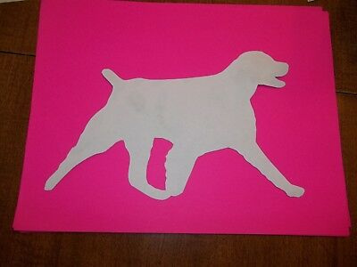 Brittany Gaiting Car Magnet Hand Cut and Painted You pick style color