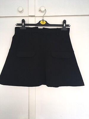 ZARA Black Mini | Skater | Blogger | Boho | Work | School Skirt. GREAT COND. 10